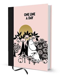 Moomin 5 Year Diary