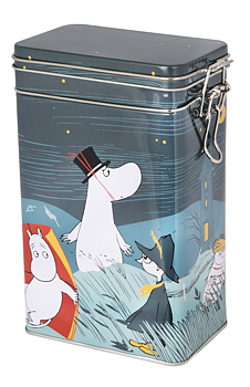 Moomin Coffe Tin - Storm