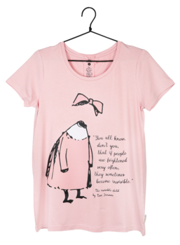 Moomin - Lady - T-shirt - Ninni - The invisible child