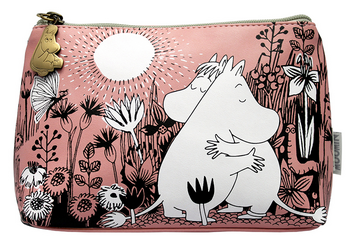 Moomin Make Up Bag, Love