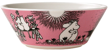 Arabia Moomin Bowl - Love