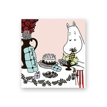 Double Mini Card - Moominmamma