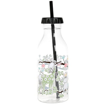 Moomin Smoothie Bottle  - 5 dl - Climbing tree
