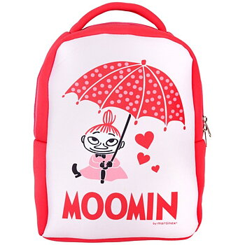 Moomin Backpack - Little My umbrella