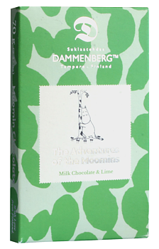 Moomin Chocolate Bar - Moomintroll