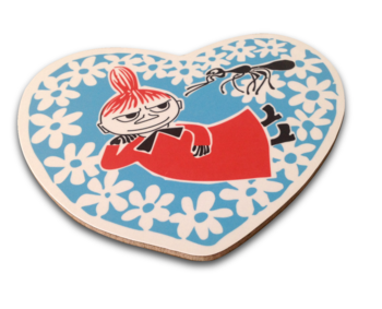 Moomin Potcoaster, Little My Heart