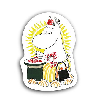 Moomin Cutting bord, Sunshine