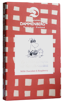 Moomin Chocolate Bar - Moominmamma