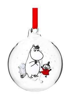 Moomin Decoration Ball - Snorkmaiden