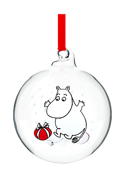 Moomin Decoration Ball - Moomintroll