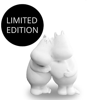 Moomin True Love Figurine (Polystone) Limited Edition