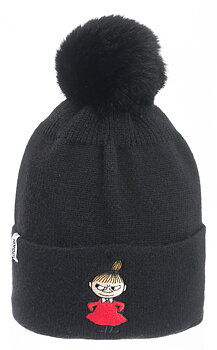 Moomin Winter Hat Beanie - Adult - Little My
