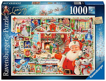 Christmas is Coming! 1000 Bitar Ravensburger