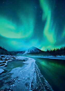 Northern Lights, Power of Nature 1000 bitar Heye