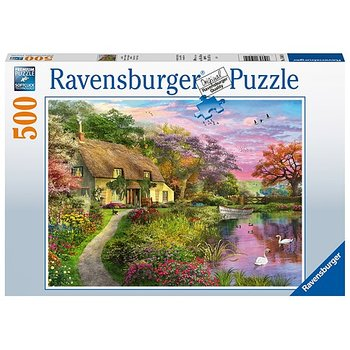 Country house 500 Bitar Ravensburger