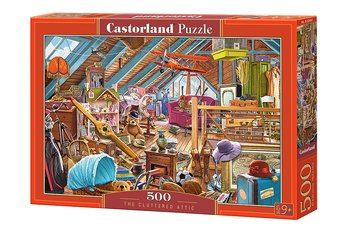 The Cluttered Attic 500 Bitar Castorland