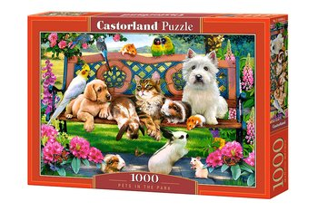 Pets in the Park 1000 Bitar Castorland