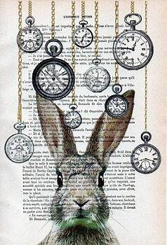 Kanin med klockor
