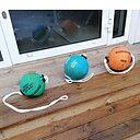 Paket - Tornadoboll, Medicinboll med Rep, 2 och 4 kg