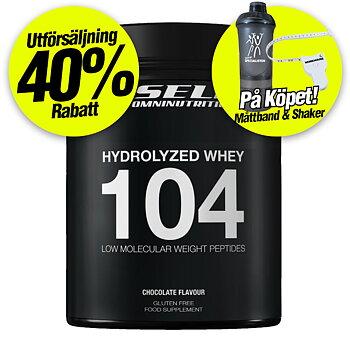 Hydrolyzed Whey 104  Self 1kg