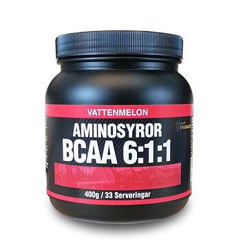 BCAA 6:1:1 400g Vattenmelon *Utförsäljning -40%*