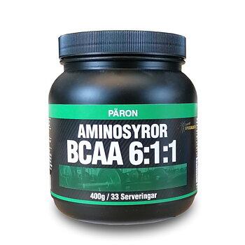 BCAA 6:1:1 400g Päron *Utförsäljning -40%*