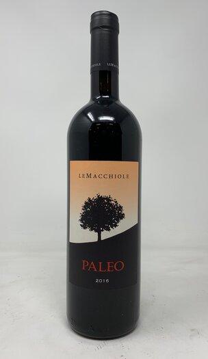 2016 PALEO ROSSO MACCHIOLE, 75 cl