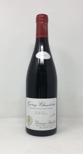 2011 GEVREY CHAMBERTIN V. V. BACHELET, 75 cl