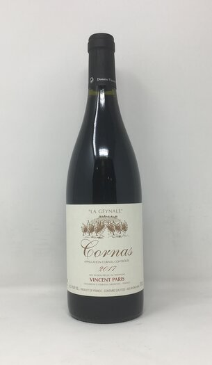 2017 CORNAS LA GEYNALE VINCENT PARIS, 75 cl