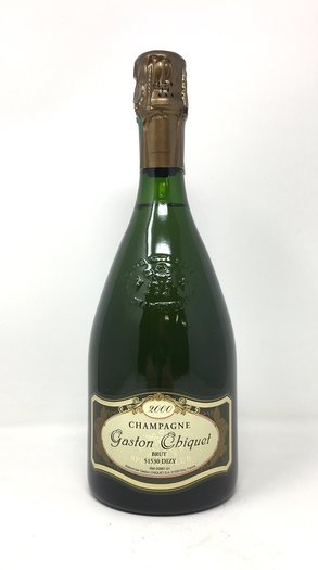 2000 SPECIAL CLUB GASTON CHIQUET, 75 cl