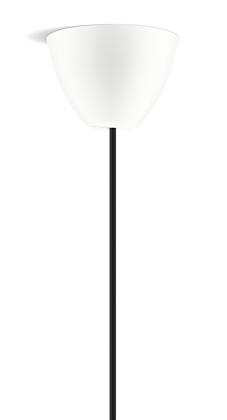 Dezall Round - white matt