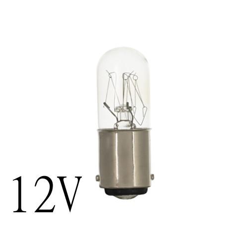 Blå LED spollampa 10x36 S8,5 12V 2 pack lamportillallt