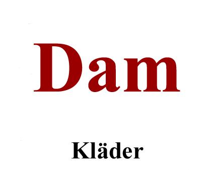 DAM Kläder