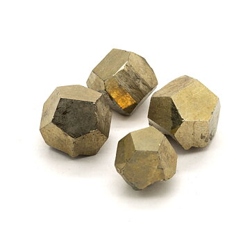Pyrite- crystal
