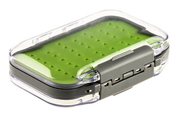 Pool 12 Lime Fly Box S
