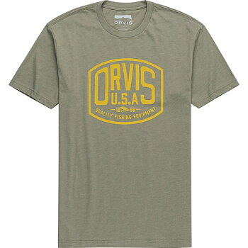 Orvis Badge Logo Tee