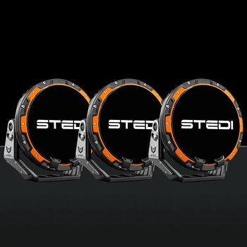 STEDI Type-X PRO LED Driving Lights 3-pack