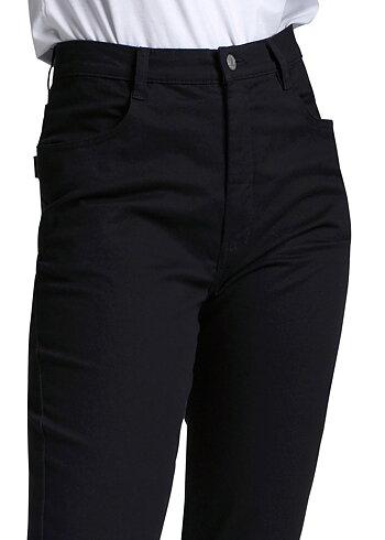 Hejco Stretch Jeans Dam Svarte Stl C40