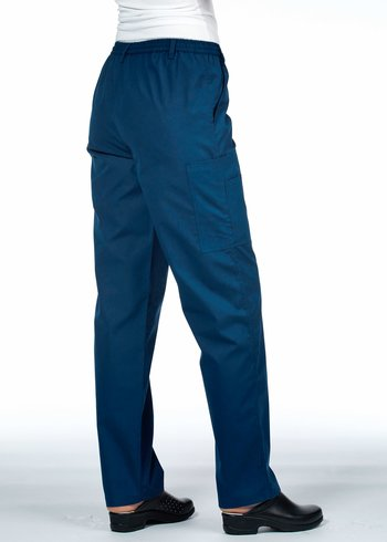 Nytello Unisex Trousers With Leg Pocket - NAVY - XS -sale
