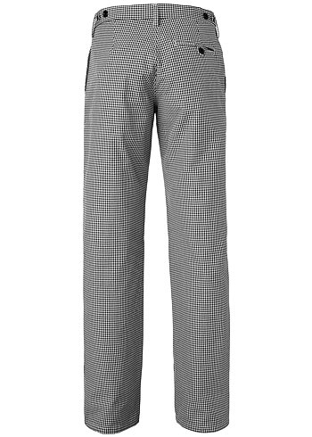 Segers Chefs Trouser Hounds Tooth Classic C54 - CLEARANCE