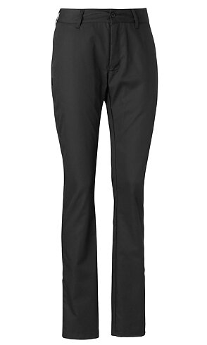 Segers Segers Ladies Black Twill Trousers - CLEARANCE