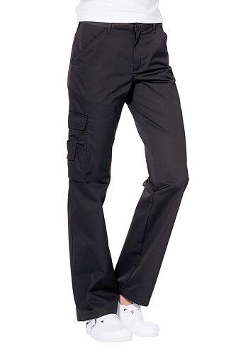 Hejco Ladies Novazzino Leg Pocket Trouser BLACK C34  - CLEARANCE