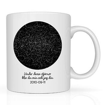 MUGG - Stjärnhimmel