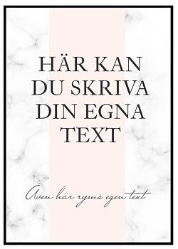 Egen text #6
