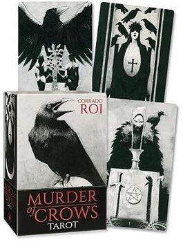 Murder of Crows Tarot  - Corrado Roi and Charles Harrington