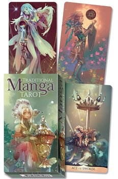 Traditional Manga Tarot av Shou Xueting