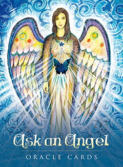 Ask an angel oracle cards - Carisa Mellado , Toni Carmine Salerno