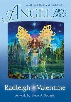 Angel Tarot Cards - Radleigh Valentine - Engelska