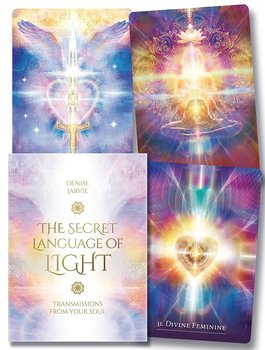 Secret Language Of Light Oracle - Denise Jarvie Illustrated by Daniel B. Holeman