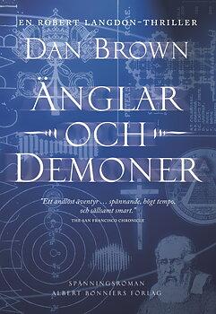 Änglar och demoner - inbunden - Dan Brown